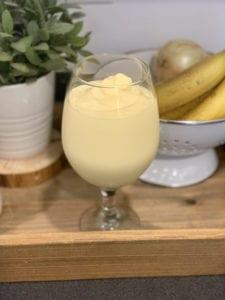 pineapple mango protein smoothie